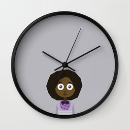 United Colours Of London #4 Wall Clock