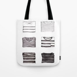 Stripes Collection Tote Bag