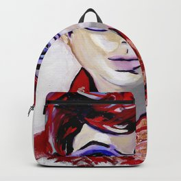 Judy by Varda Levy Backpack