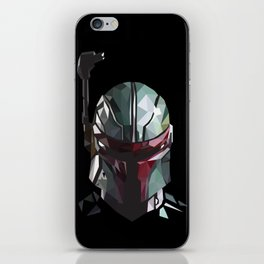 BOBA FETT iPhone Skin