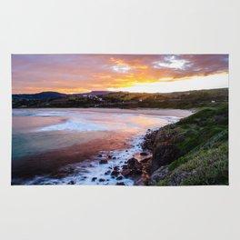 South Coast Sunset Rug