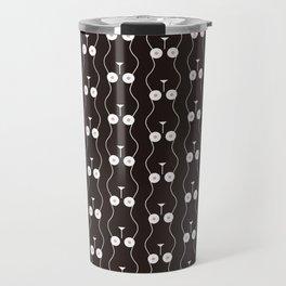 Boobs on Repeat   Black Travel Mug