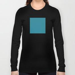 Code Teal Long Sleeve T-shirt