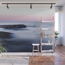 Misty Sea Wall Mural