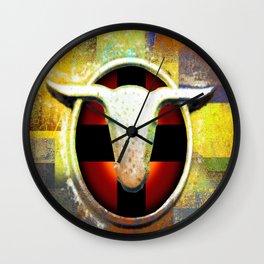 ranchero 2016 Wall Clock