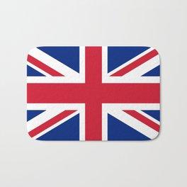 Union Jack, Authentic color and scale 1:2 Bath Mat
