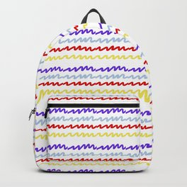 Radio Waves Backpack