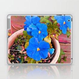 Little Blue Eyes. Laptop & iPad Skin