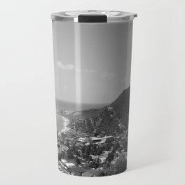 St. Maarten. Travel Mug