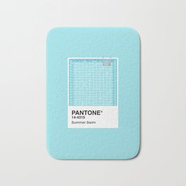Pantone Series – Summer Swim Bath Mat