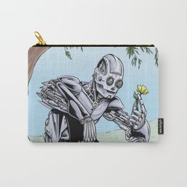 Stop to Smell the Flowers Carry-All Pouch