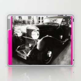 framed Aston Martin Laptop & iPad Skin