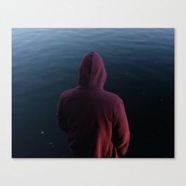 Nokkelvann Canvas Print