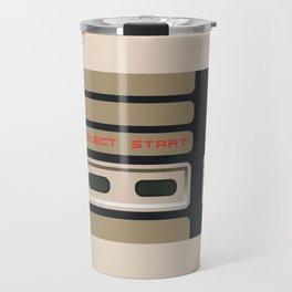Retro Gamepad Travel Mug