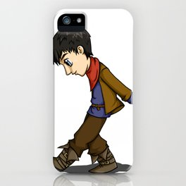 Chibi Merlin iPhone Case