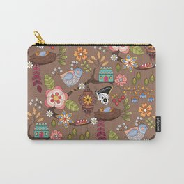 Flowerbird Garden Carry-All Pouch