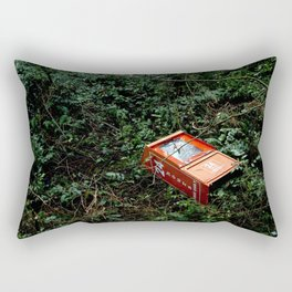 24 Hours Rectangular Pillow