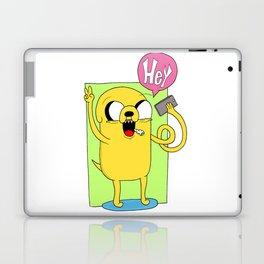 Jake - Hey Laptop & iPad Skin