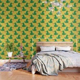 Dragon and Marshmallow Wallpaper