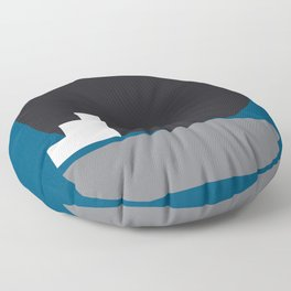 Shape study #4 - Stackable Collection Floor Pillow