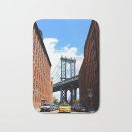That Brooklyn View - The Empire Peek Bath Mat