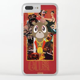MBDTF Clear iPhone Case