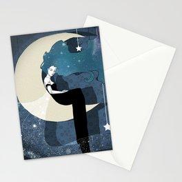 Lady Night 2 Stationery Cards