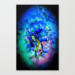 Flower - Imagination Canvas Print