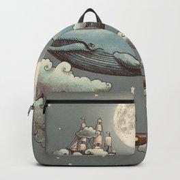Ocean Meets Sky Backpack