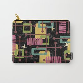 Mid Century Modern Abstract Pattern 836 Carry-All Pouch