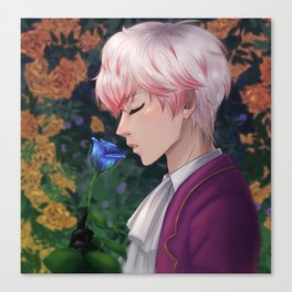 Mystic Messenger Ray Canvas Print