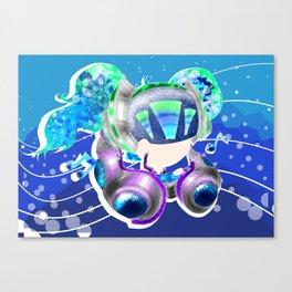 DJ Sona Canvas Print