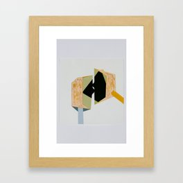 A Connection Framed Art Print