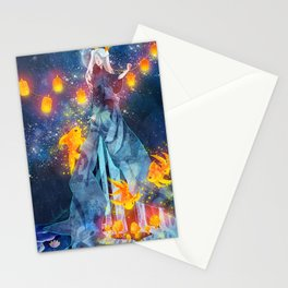 Moon Festival Stationery Cards