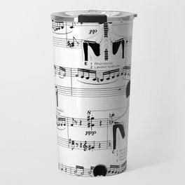 Spinal Chords from Wililam Tell Travel Mug