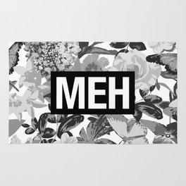 MEH B&W Rug