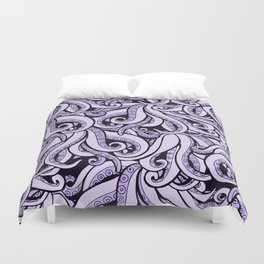 Ursula The Sea Witch Inspired Duvet Cover