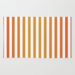 Stripes in Summer Soltice Rug
