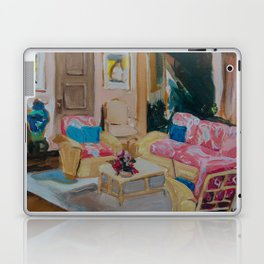 Golden Girls living room Laptop & iPad Skin