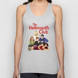 The Hellmouth Club Unisex Tank Top