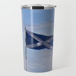Scottish Flag Travel Mug