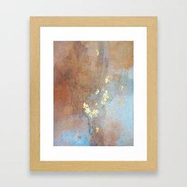 Burning Me Up Framed Art Print