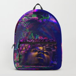 LIL UZI VERT---Abstract Backpack