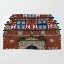 Zwaanendael Museum Rug