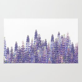 Just Lupine Rug