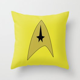 Star Trek - Chekov Throw Pillow