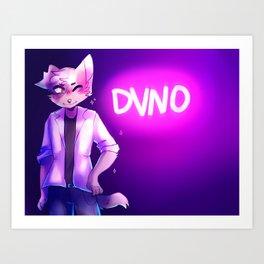 DVNO Art Print