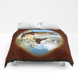 Jumping Walleye Comforters