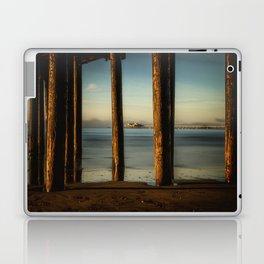 Pier to Pier Harford Pier through Avila Pier San Luis Obispo Laptop & iPad Skin