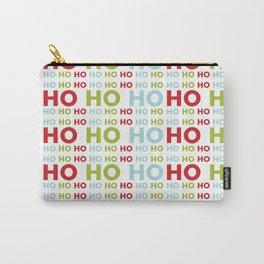 Ho Ho Ho Merry Christmas Carry-All Pouch